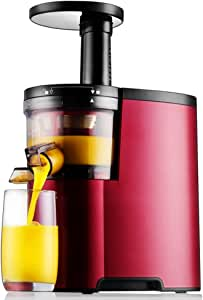 DULPLAY Rojo Taza de Jugo, Exprimidor, Completamente automático ...