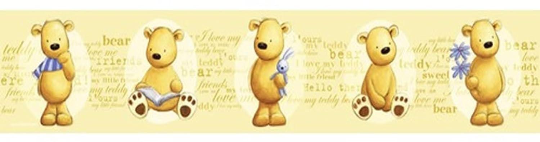Bordüre Bears MT. 5x cm. 10, 60 FRASCA CARTE DA PARATI SRL