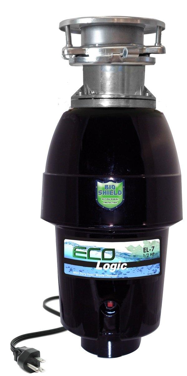 Eco Logic EL-7-3B-BF 7 Mid-Duty Food Waste Disposer