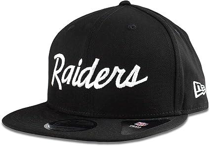18ff40884d76b New Era Oakland Raiders - Gorra NFL