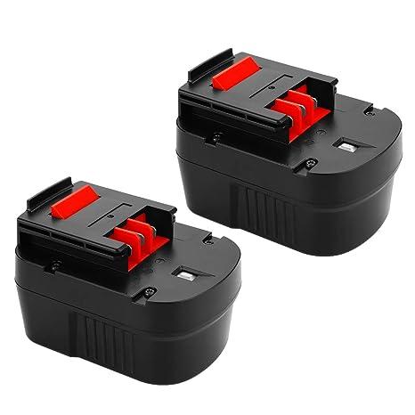 Amazon.com: Energup HPB12 - Batería de repuesto para Black ...