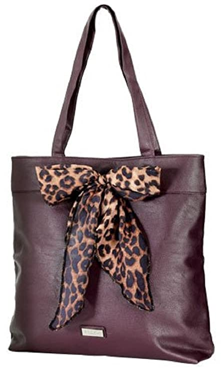 dc27684f4f3 Lipsy Bow Shopper Bag With Scarf, RRP £40: Amazon.co.uk: Kitchen & Home