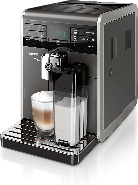 Saeco Moltio HD8777/11 - Cafetera (Independiente, Máquina espresso ...