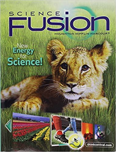 Science fusion grade 1 9780547577722 amazon books fandeluxe Image collections