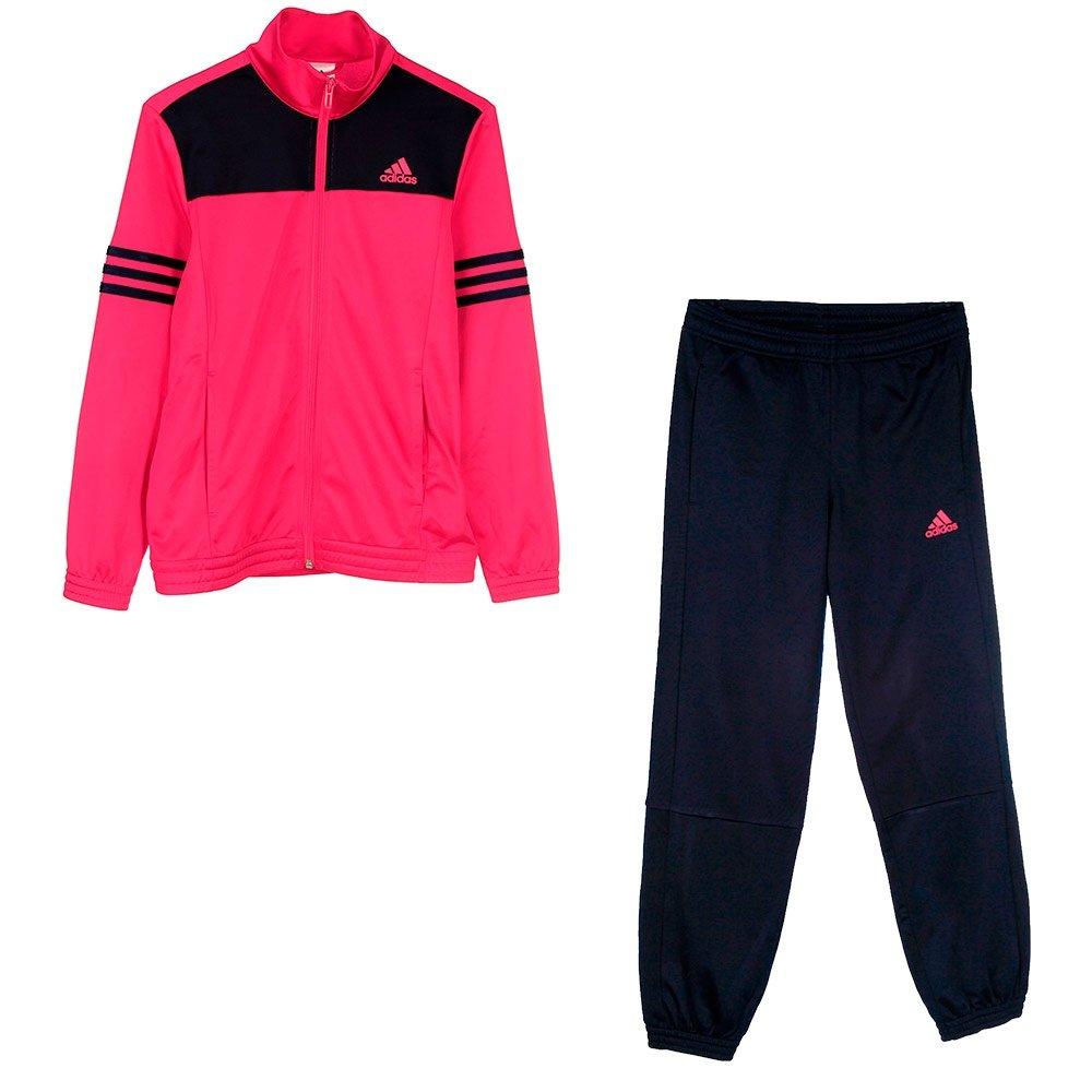 Adidas K PES LIN TS- Chandal Adidas para niña 48488 (110): Amazon ...