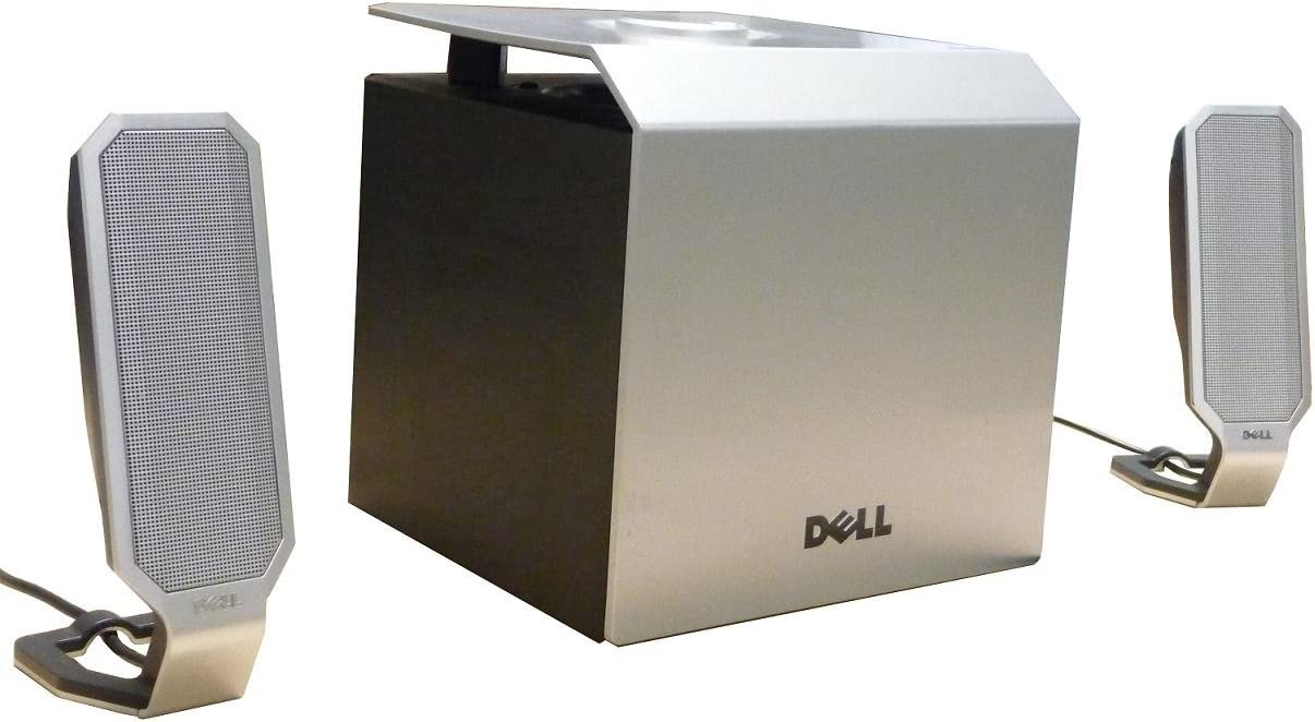 Dell A525 Computer Speakers 2.1 System with Subwoofer TH760