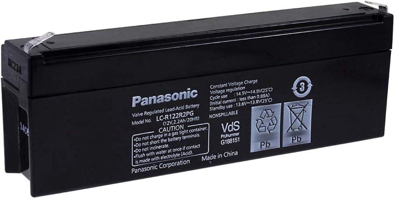 Panasonic Bleiakku Lc R122r2pg 12v Lead Acid Elektronik