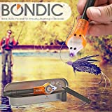 Bondic Fly Tying UV Head & Body Cement - Glue Pen With Clear Curing Resin. Dries Instantly and Waterproof