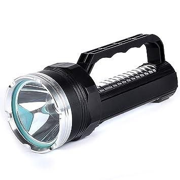 Guofang Linterna del Reflector, Puede Cargar la lámpara de ...