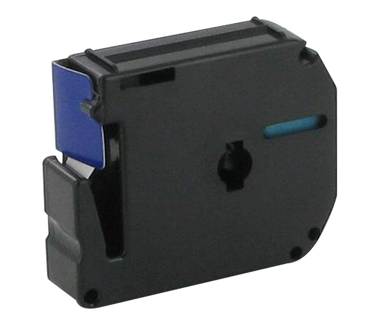Schriftband kompatibel f/ür Brother MK-631 MK631 MK 631 P-Touch 110 55 60 65 75 80 85 90 BB 4 M 95 12mm x 8m Schwarz auf Gelb
