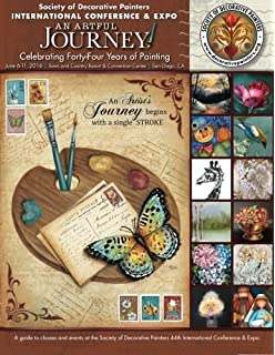 conference special an artful journey a guide to classes and events at the society - Society Of Decorative Painters
