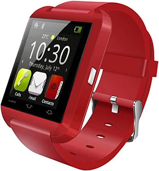 Amazon.com: Bluetooth Smart Sports Watch,Touch Screen ...