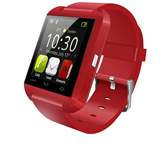 Bluetooth smart deportes reloj de,Toque el podómetro impermeable ...