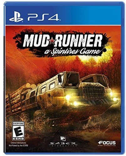Spintires: Mudrunner - Playstation 4