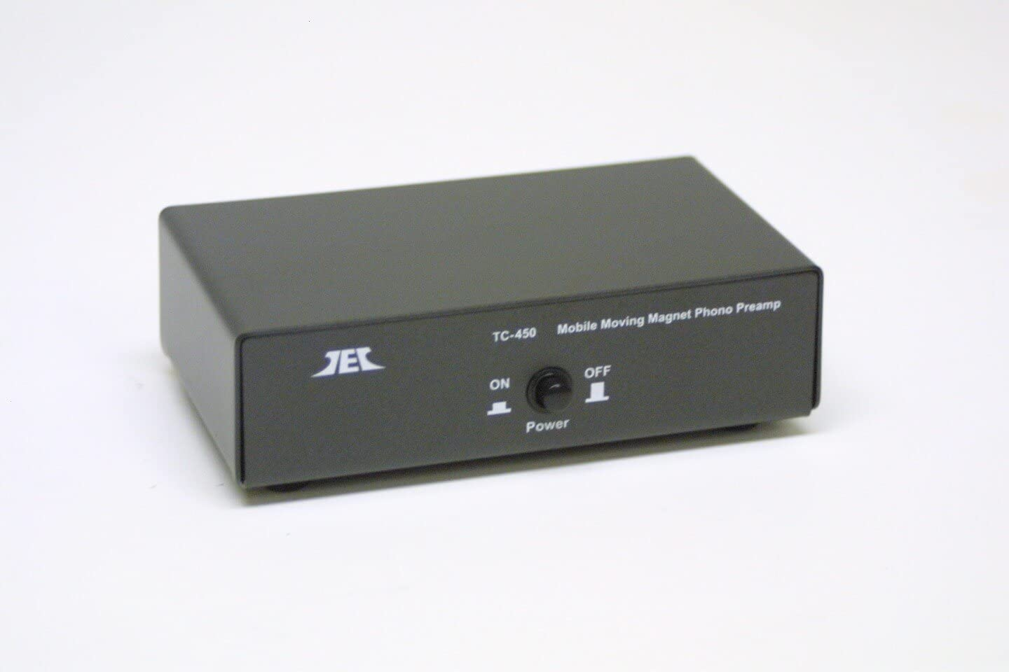 TCC TC-450 Battery AC Mobile Phono Preamp, Includes Optional AC Adaptor