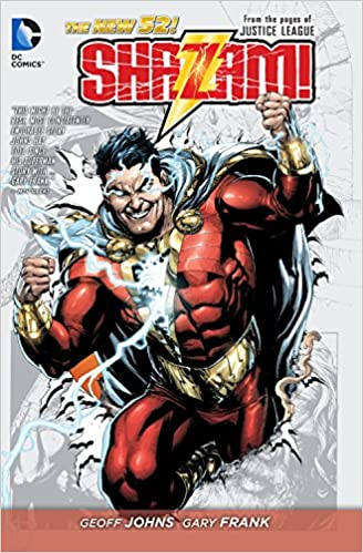 Shazam Volume 1 The New 52 Shazam Dc Comics Amazoncouk
