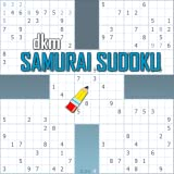 dkm Samurai Sudoku (Kindle Tablet Edition)