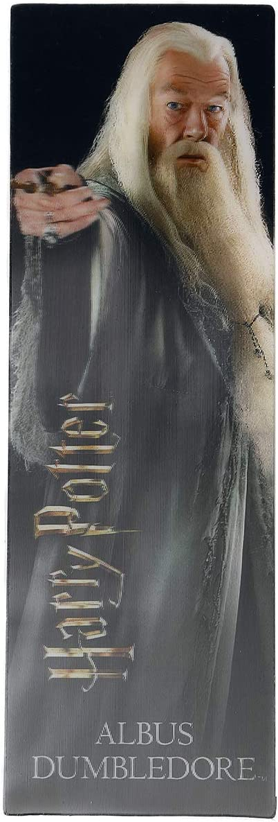 The Noble Collection Albus Dumbledore - The Elder Wand 30cm PVC Wand wi ...
