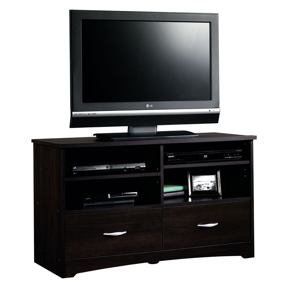 Sauder Beginnings TV Stand with Drawers