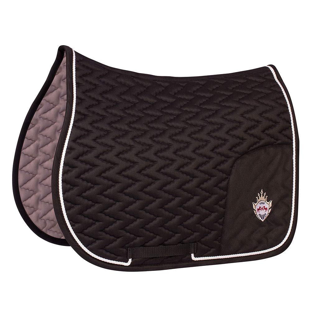 Equine Couture Elvis All Purpose Saddle Pad   B07GT3BMS7