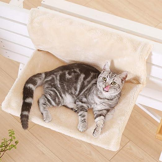 Authda Radiador de Cama Desmontable para Mascotas Gatos Perros Hamacas Radiadores y Cuna Para Mascotas Pequeñas: Amazon.es: Productos para mascotas