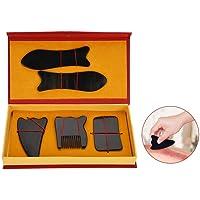 Gua Sha, herramienta para masaje que raspa, tablero