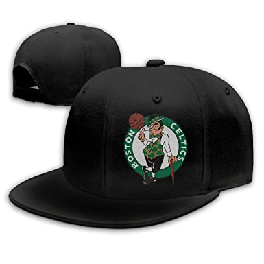 Aiguan Celtics Flat Visor Baseball Cap fd2ff4ac5ee