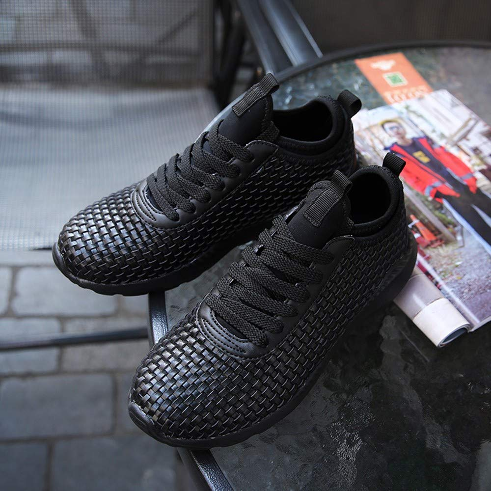 d94e352ae94 DODUMI Baskets Indoor Homme Chaussures De Sport pour Hommes