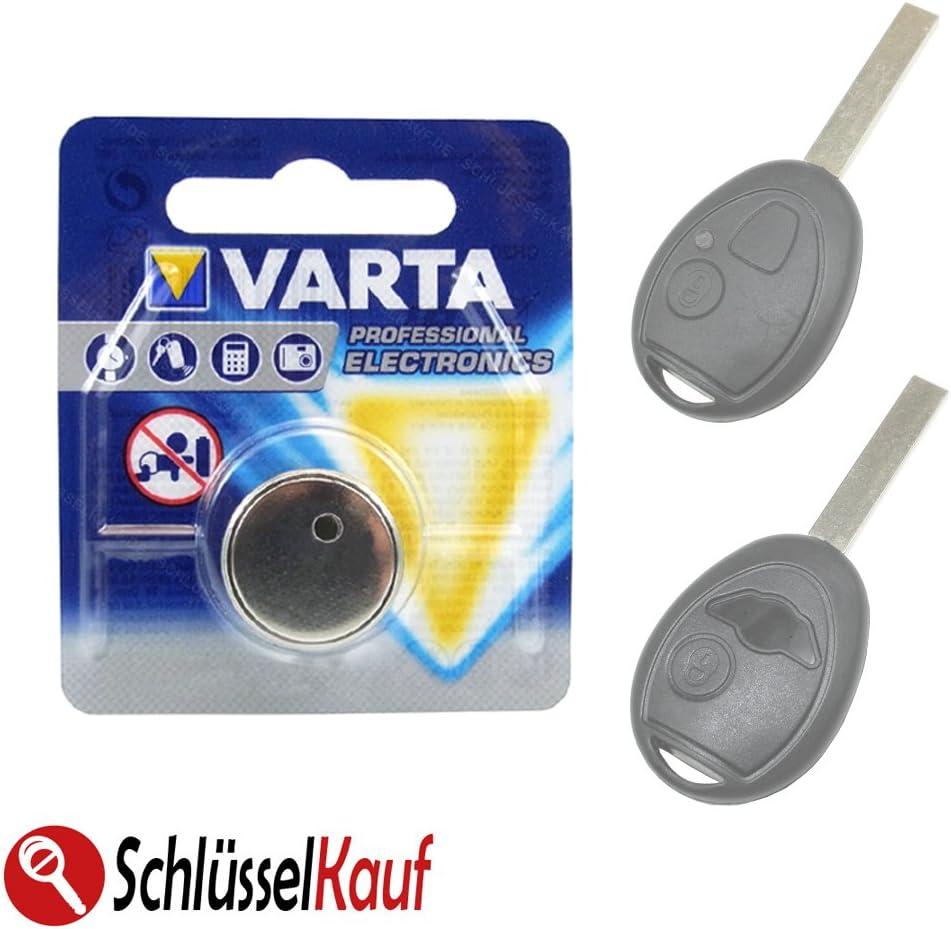 Konikon Autoschlüssel Batterie Kompatibel Für Mini One Elektronik