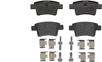 Citroen C4 Grand Picasso 1.8i 16V Genuine Borg /& Beck Rear Brake Pads Set