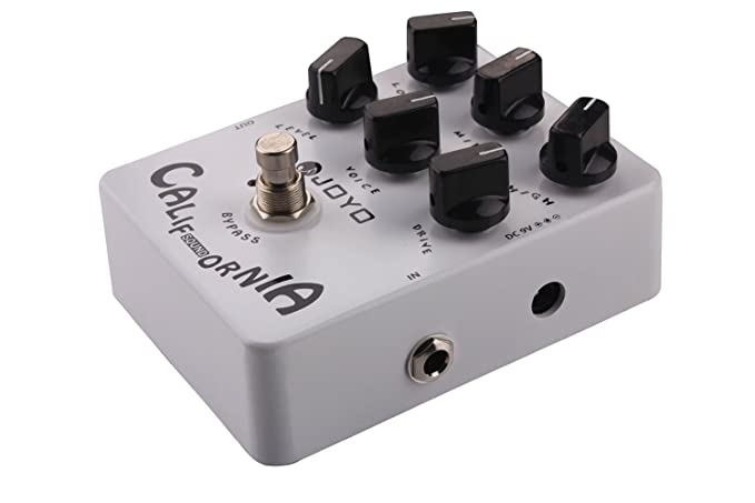 Joyo JF de 15 California Sound Effects Pedal with Modern Ultra High Gain Amp Simulator and Unique Voice Control (Japan Import): Amazon.es: Instrumentos ...