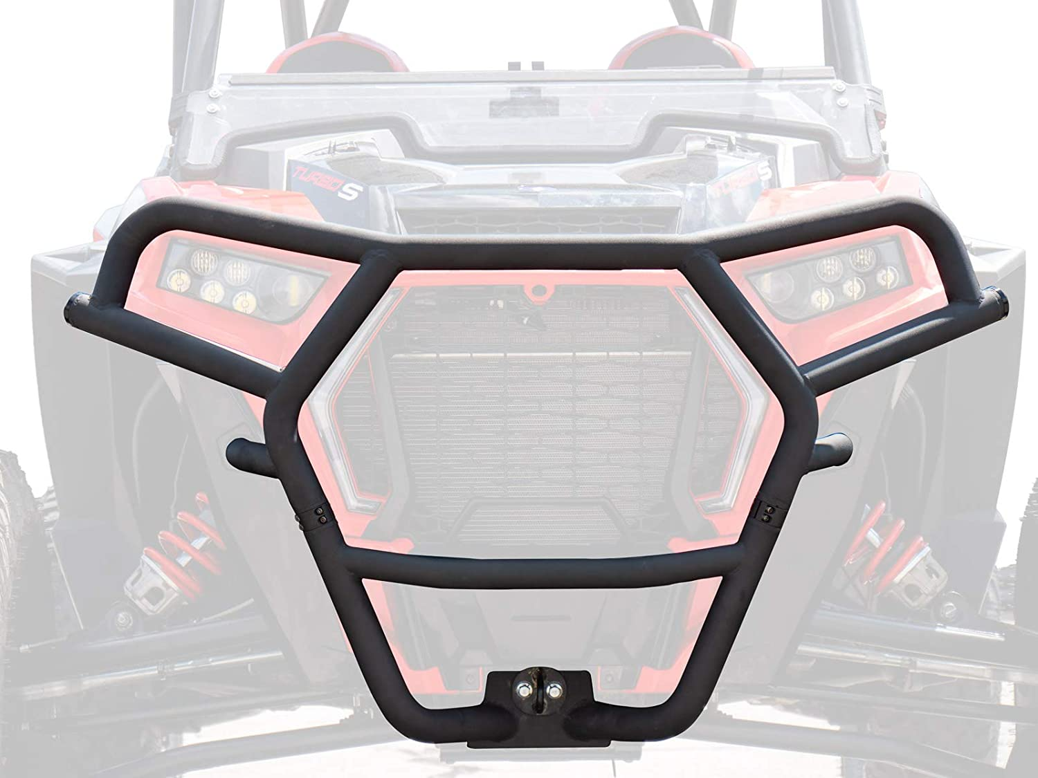   1 Pair 1//8 Aluminum Plating SuperATV Heavy Duty Black Inner Fender Guards for 2014+ Polaris RZR XP 1000 // XP Turbo//Turbo S // 900 // S 1000 5X Stronger Than Your Factory Firewall! See Fitment