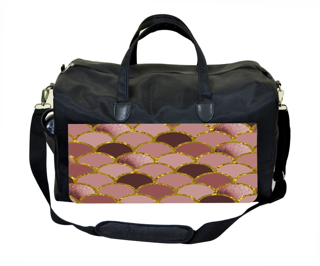 Gilded Scallops Therapist Bag