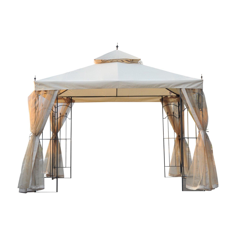 Berühmt 10x10 Stahlrahmen Pavillon Galerie - Rahmen Ideen ...