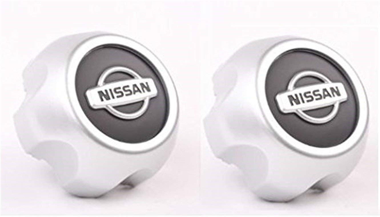 yongyong218 Juego de 2 tapacubos centrales para Nissan Xterra Frontier 2000 - 2004 (2 Unidades): Amazon.es: Coche y moto