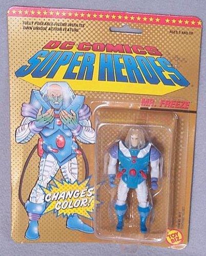 DC Comics Super Heroes Mr. Freeze Action (Last Action Hero Figure)