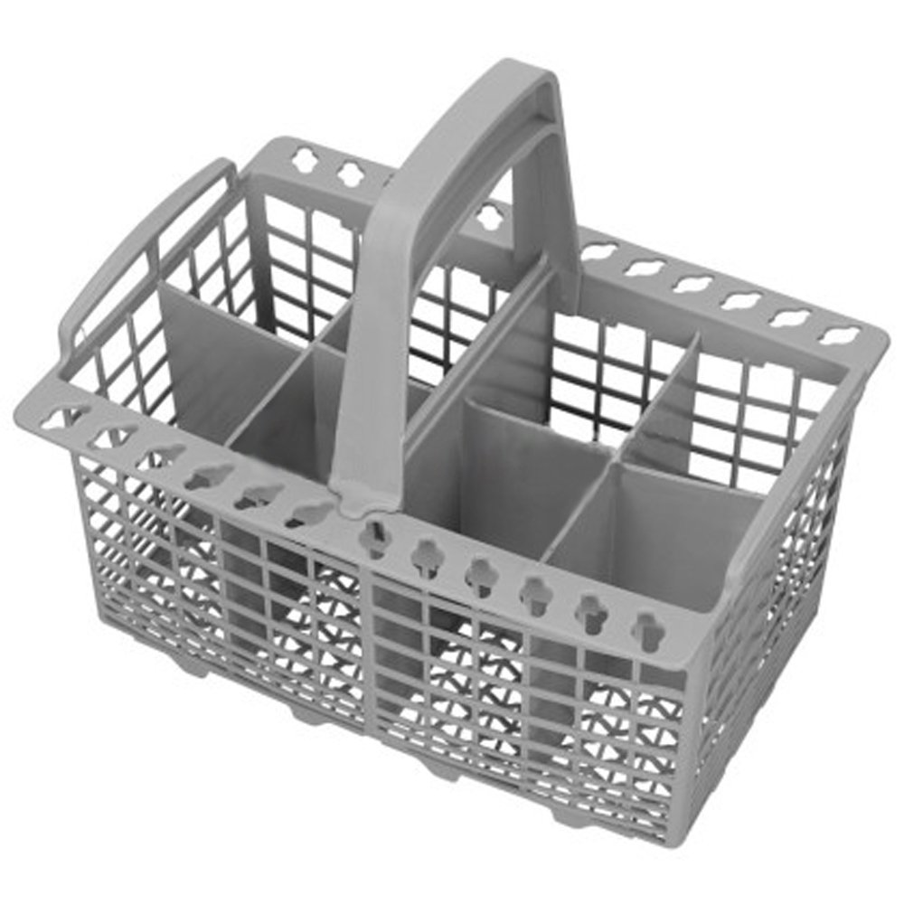 Belling Genuine Dishwasher Cutlery Basket Cage & Handle (8 Compartments)