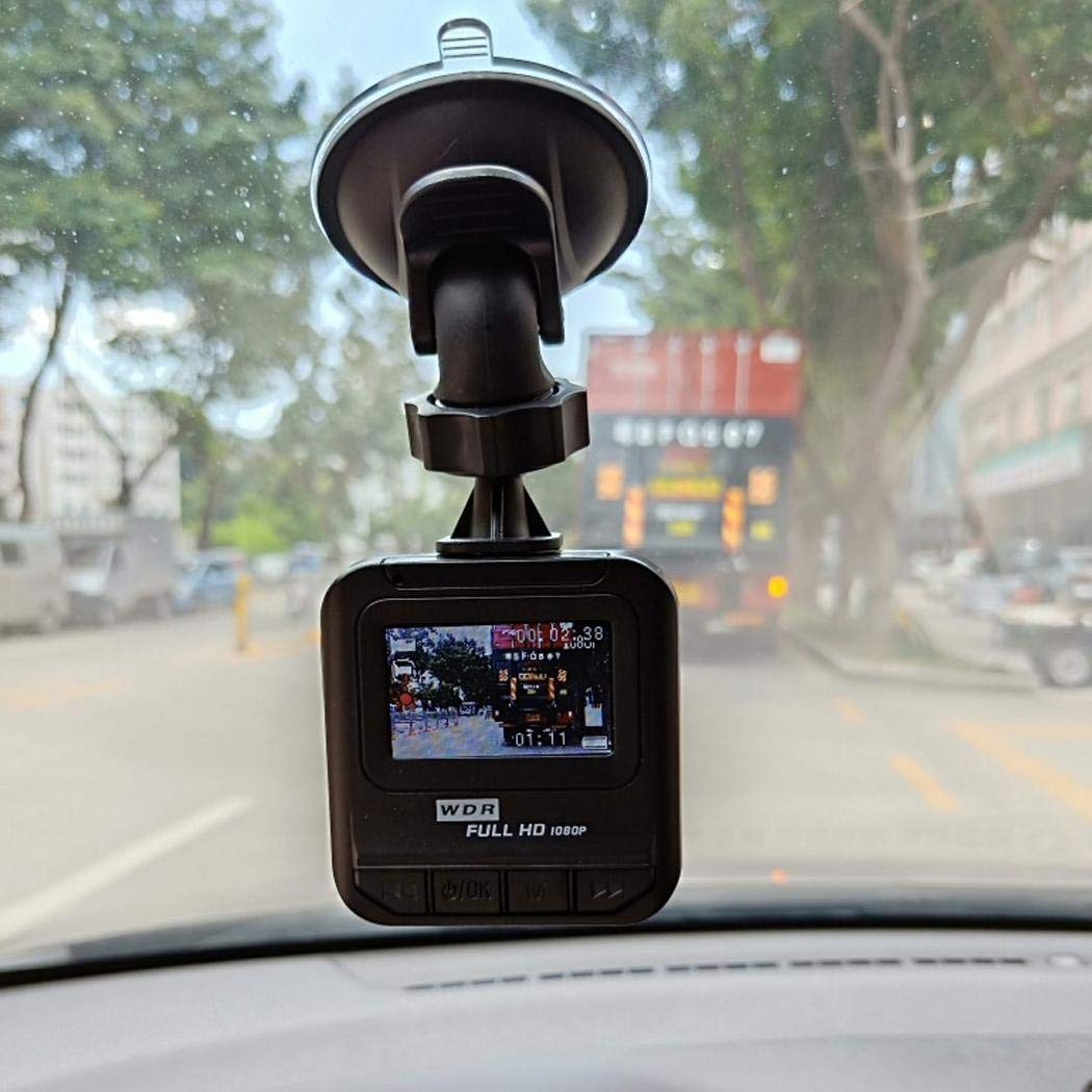 banlany WDR Full HD 1080P Wide Angle Mini Driving Recorder Car Tachograph Simulated Cameras by banlany
