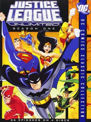 Justice League Unlimited: Season 1 (DC Comics Classic Collection) (Justice League Season compare prices)