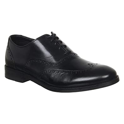 a88bd5ec92021 Clarks Men's Edward Walk Black Leather Formal Shoes: Buy Online at Low  Prices in India - Amazon.in