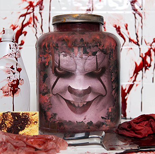 Hillary Clinton Head in Jar -