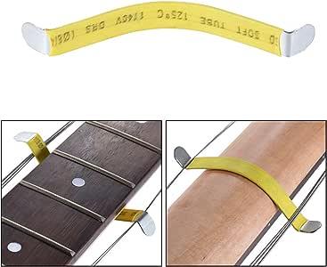 ammoon Separador de Cuerdas de Guitarra Trastes de Luthier Cuerdas ...