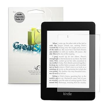 GreatShield - Protector de pantalla para Kindle y Kindle ...