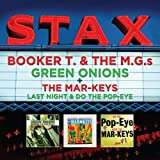 Stax: Green Onions / Last Night & Do The Popeye By Booker T. & The M.G.s ,,The Mar-Keys (2013-02-04)