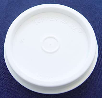 Amazoncom Tupperware K 201 White Seal Replacement Lid For Midget