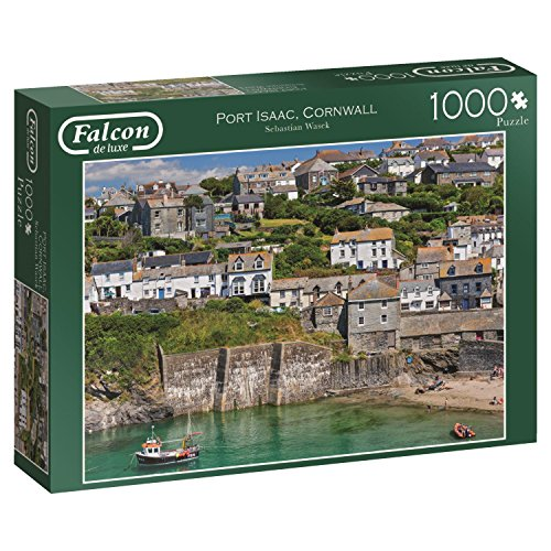 Jumbo Port Isaac Jigsaw Puzzle (1000 Piece)