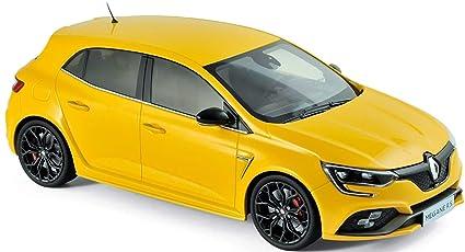 Renault Megane Rs 2017 >> Norev Renault Megane Rs Iv Car 2017 Collectible 185226 Yellow Sirius