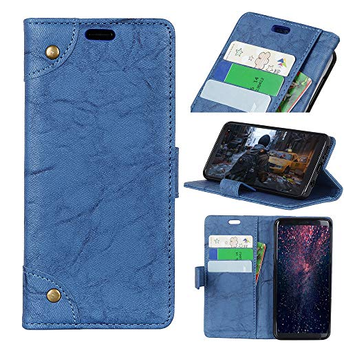 Weejb- for Nokia 8.1 / X7 Leather Wallet Case,...