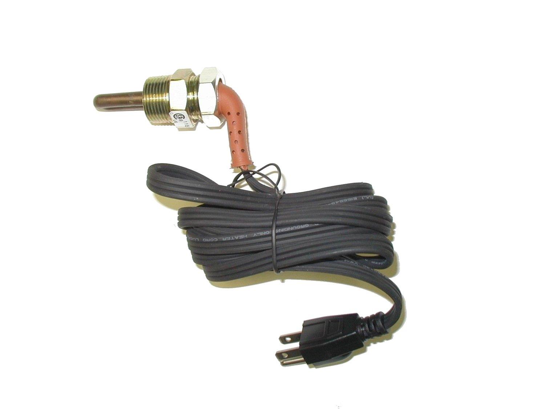 Kats 11619 600 Watt 3//4 NPT Frost Plug Heater