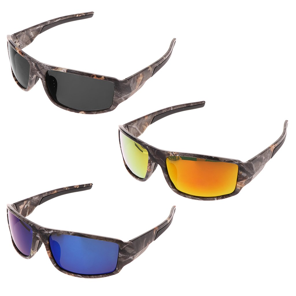 Amazon com: Forgun Cycling Sunglasses Polarized Spectacles